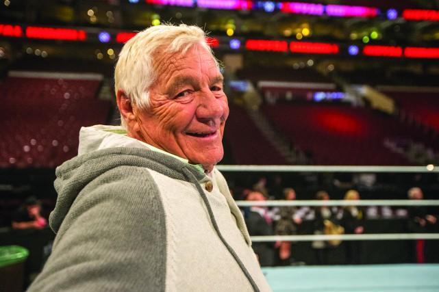 Pat Pattersona passé les 50 dernières années dans... (Photo fournie par la WWE)