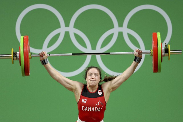 Marie-Eve Beauchemin-Nadeau... (PHOTO Stoyan Nenov, REUTERS)