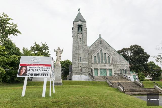 L'Archevêché de Sherbrooke a autorisé la vente de... (Archives, La Tribune)
