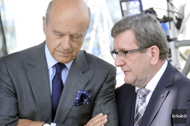 Le maire de Québec, RégisLabeaume, aura comme mandat... (Photothèque Le Soleil, Jean-Marie Villeneuve)