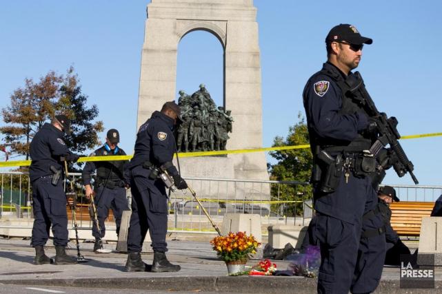 Le Canada avait été la cible en octobre... (archives La Presse)