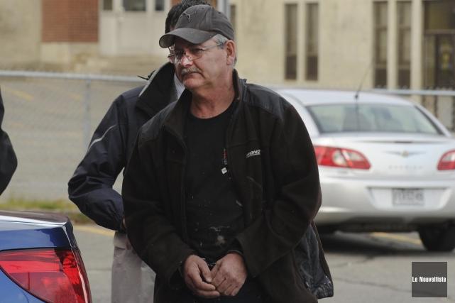 L'ex-préposé aux bénéficiaires, Yves Brousseau, écope d'une peine... (Sylvain Mayer, Le Nouvelliste)
