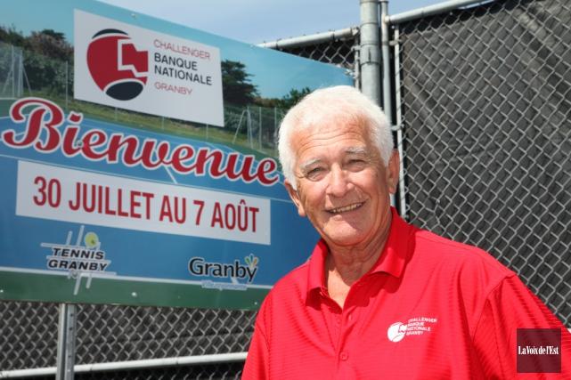 Le président duChallengerde Granby, Alain Faucher... (archives La Voix de l'Est)