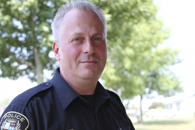 Le porte-parole du service de police de Granby,... (Julie Catudal)