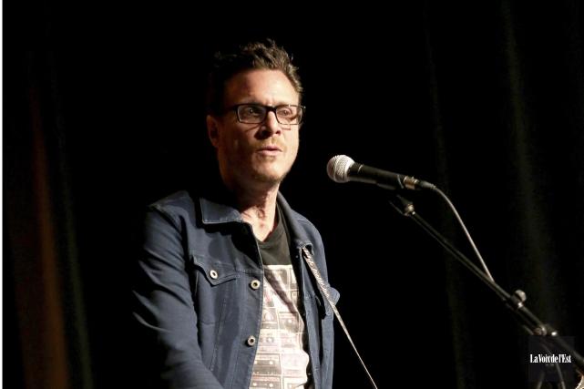 En octobre, l'humoriste Julien Tremblay offrira à deux... (archives La Voix de l'Est)