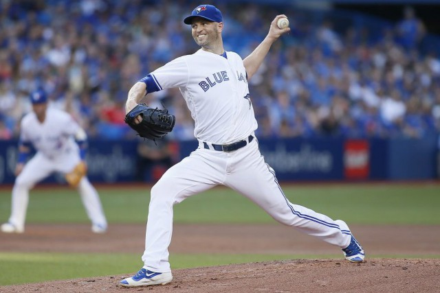 J.A. Happ... (Photo John E. Sokolowski, USA Today Sports)