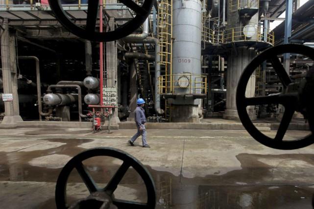 Une explosion jeudi dans une centrale à charbon du centre de la Chine a fait au... (PHOTO DARLEY SHEN, archives reuters)