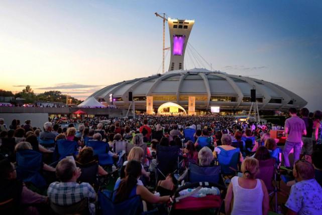 Le concert d'hier de l'OSM soulignait le 40eanniversaire... (PhotoBERNARD BRAULT, LA PRESSE)