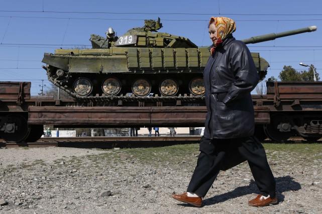 «Nous nous préparons à tout», a indiqué à... (PHOTO ARCHIVES AFP)