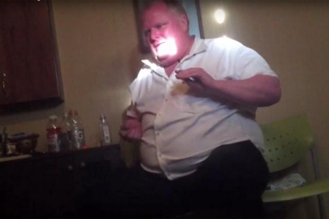 L'affaire Rob Ford refait surface: la vidéo qui a déclenché le plus gros...