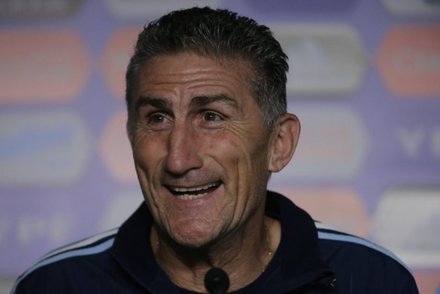 Edgardo Bauza... (Photo Jorge Saenz, archives Associated Press)