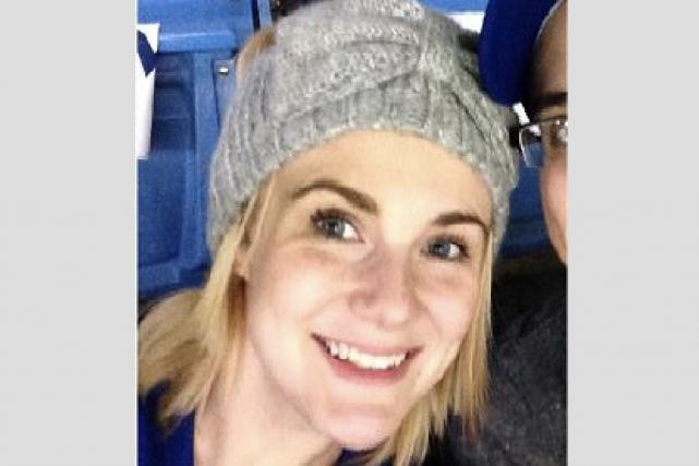 Jessica Singer, 27 ans, n'a pas été vue... (Courtoisie)