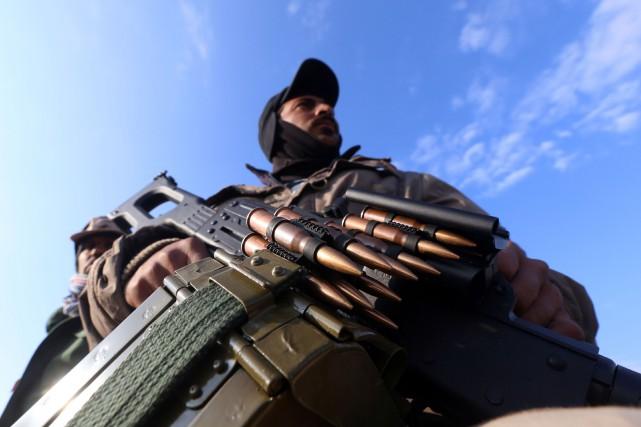 Le raid des autorités kurdes a tué Sami... (PHOTO ARCHIVES AFP)
