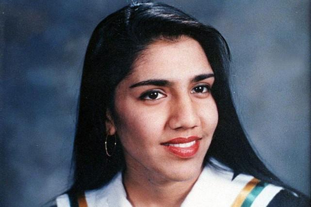 La jeune JaswinderSidhu a été poignardée en juin... (PHOTO ARCHIVES PC)