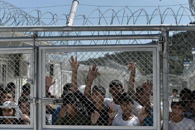 Des experts européens craignent que l'état d'urgence décrété... (PHOTO ARCHIVES AFP)