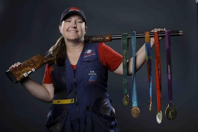 Considérée une des meilleures athlètes de l'histoire olympique... (AP, Jae C. Hong)