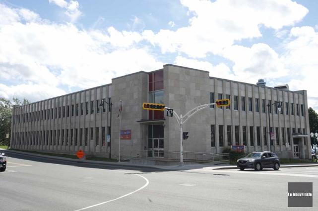 Les anciens bureaux de Santé Canada à Shawinigan... (Sylvain Mayer, Le Nouvelliste)