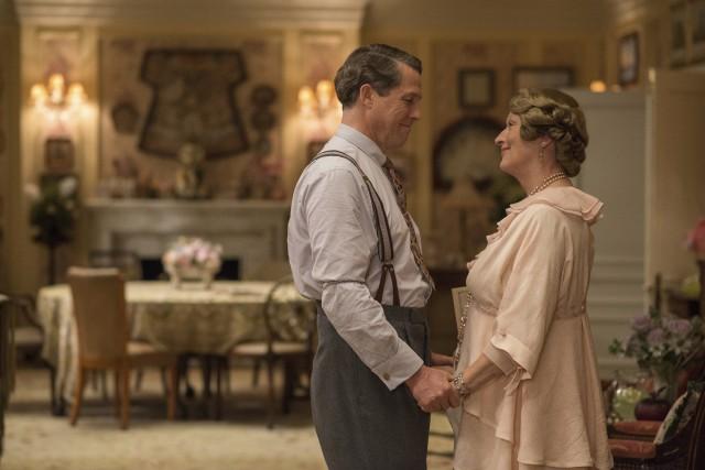 Hugh Grant partage la vedette avec Meryl Streep... (Paramount Pictures, Nick Wall)
