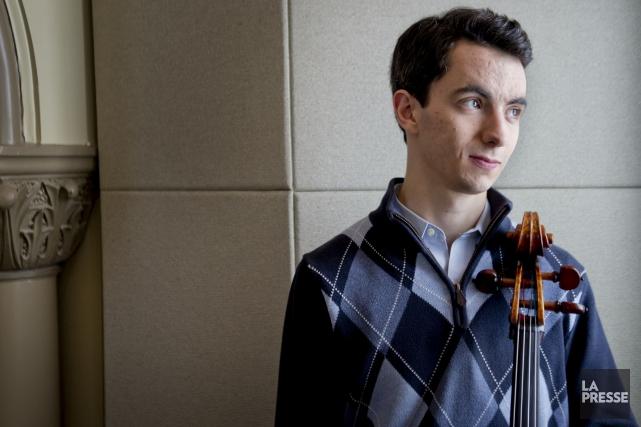 Le violoncelliste Stephane Tetreault... (Archives, La Presse)
