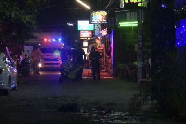 Le chef de la junte militaire thaïlandaise a... (AP)