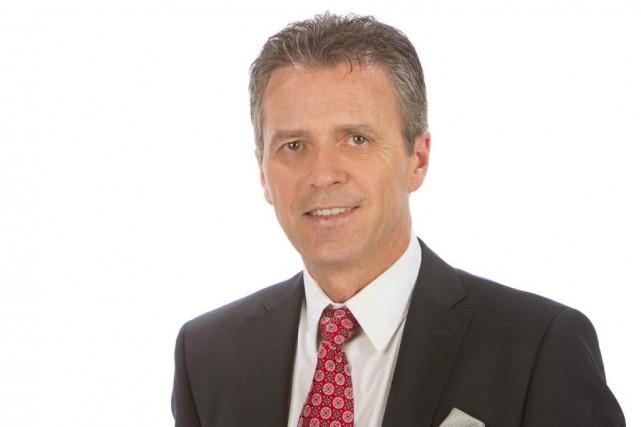 Sylvain Vincent, ancien dirigeant d'Ernst&Young, en 2012... (PHoto Hugo-Sébastien Aubert, archives La Presse)