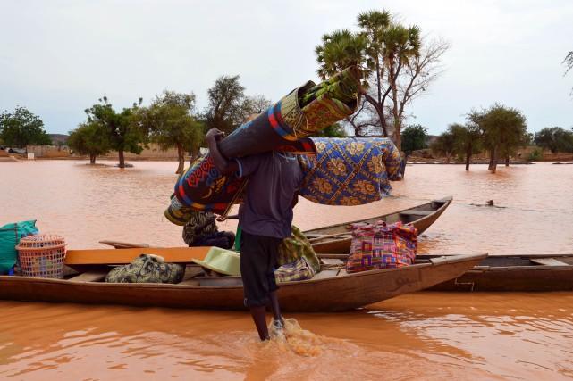 Début juin, l'ONU a tiré la sonnette d'alarme... (PHOTO ARCHIVES AFP)