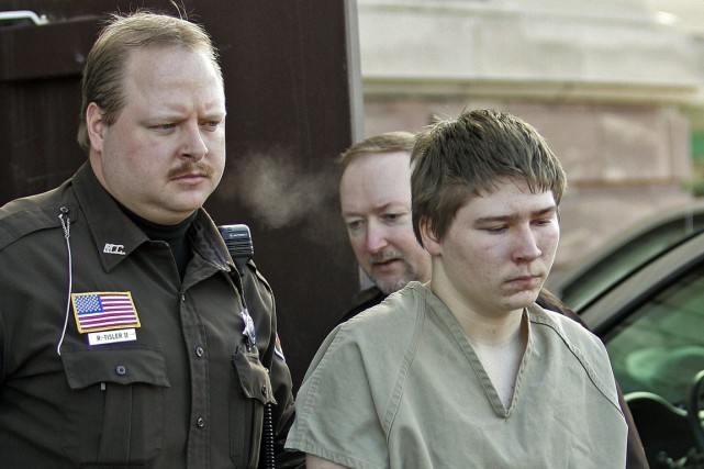 Brendan Dassey, qui jouit d'un quotient intellectuel très... (Archives AP)