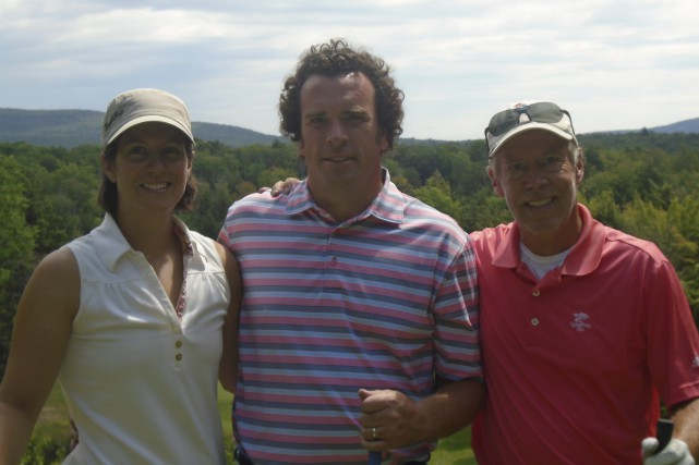 Au club de golf Knowlton, on retrouve des... (Danny Gélinas)