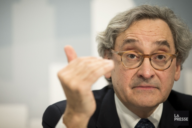 Michael Sabia,président et chef de la direction de... (Archives La Presse)