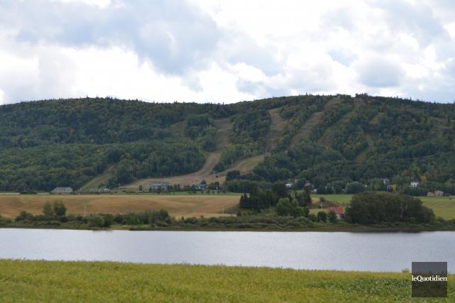Le Mont Lac-Vert accueillera le Trail LK50, le... (Archives Le Quotidien, Laura Lévesque)
