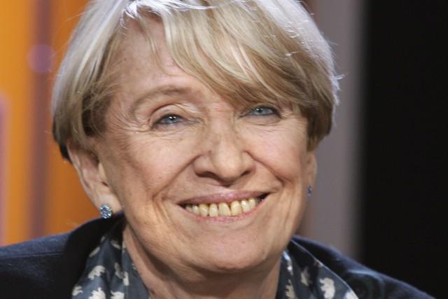 Françoise Mallet-Joris, ci-contre en 2005... (Archives AFP, Pierre Verdy)