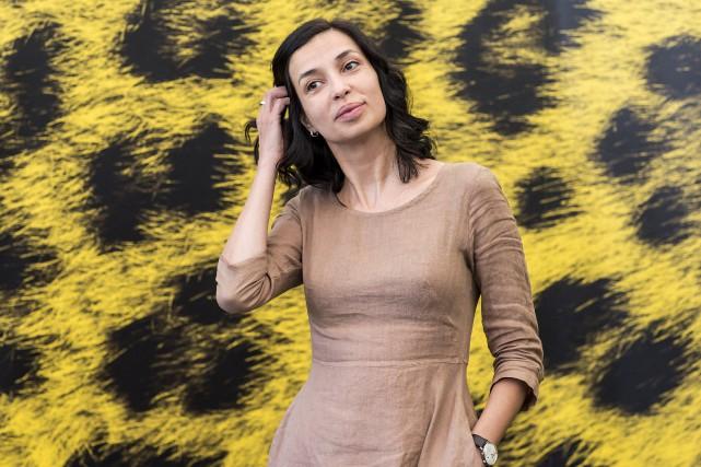 La réalisatrice bulgare Ralitza Petrova... (PHOTO Alexandra Wey, AP)