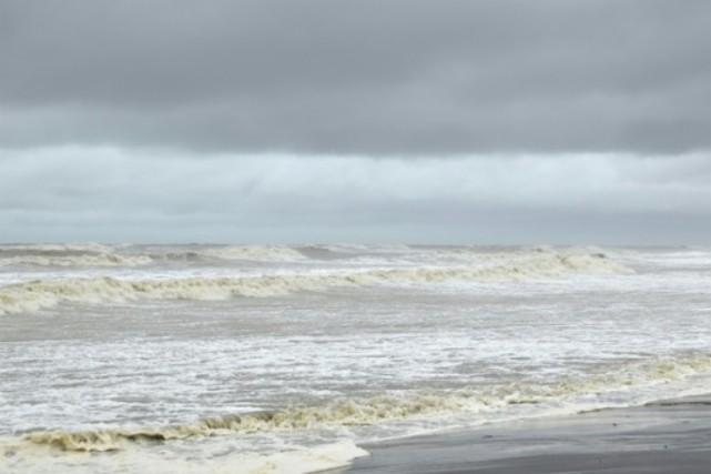 Le chalutier a chaviré dans le Golfe du... (PHOTO AFP)