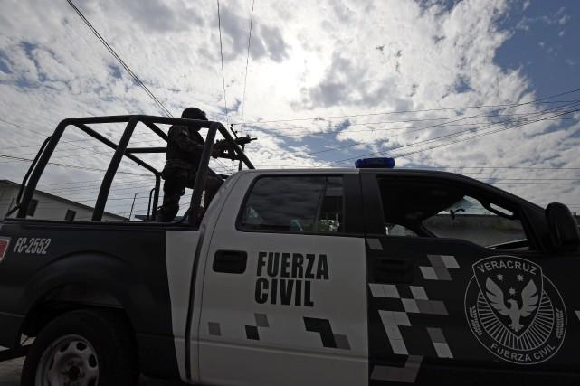 Des mères mexicaines cherchant leurs enfants disparus ont affirmé samedi avoir... (AFP)