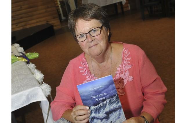 L'auteure Johanne Bolduc, originaire de La Baie, a... (Photo Le Progrès-Dimanche, Rocket Lavoie)