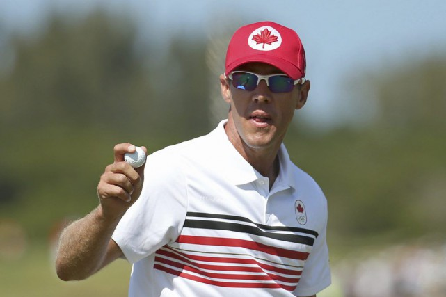 Graham DeLaet... (PHOTO ANDREW BOYERS, REUTERS)