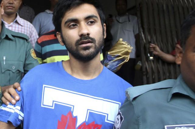 Plusieurs médias rapportent qu'un tribunal de Dacca, la... (Photo Agence France-Presse)