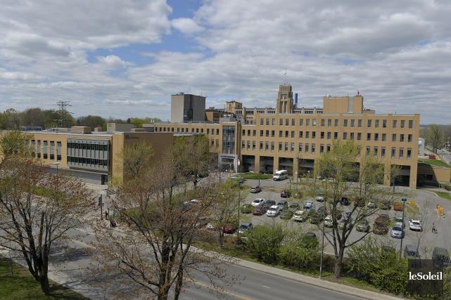 La direction du CHU de Québec - Université... (Photothèque Le Soleil, Pascal Ratthé)