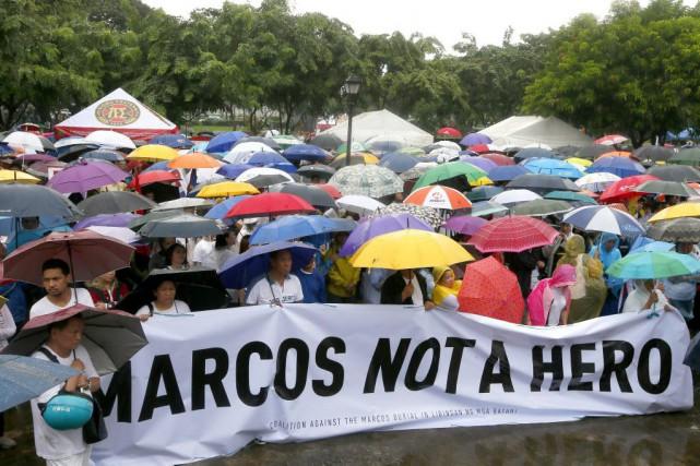 «Nous serions la risée de la planète entière»,... (Photo Bullit Marquez, Associated Press)