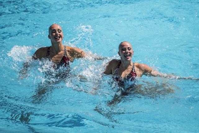 Il s'agit des premiers Jeux de Jacqueline Simoneau... (La Presse Canadienne, Mark Blinch)