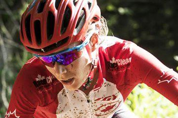 Catherine Fleury a terminé deuxième chez les U23.... (Photo courtoisie)