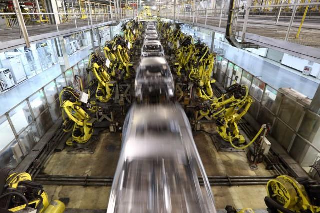 Le secteur automobile de l'Ontario a été plus lourdement touché par la crise... (Archives, Associated Press)