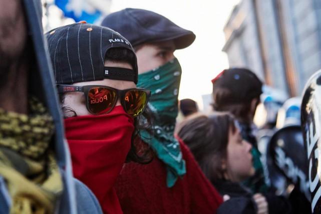 Montréal avait modifié à la hâte son règlement... (PHOTO ULYSSE LEMERISE, ARCHIVES COLLABORATION SPÉCIALE)