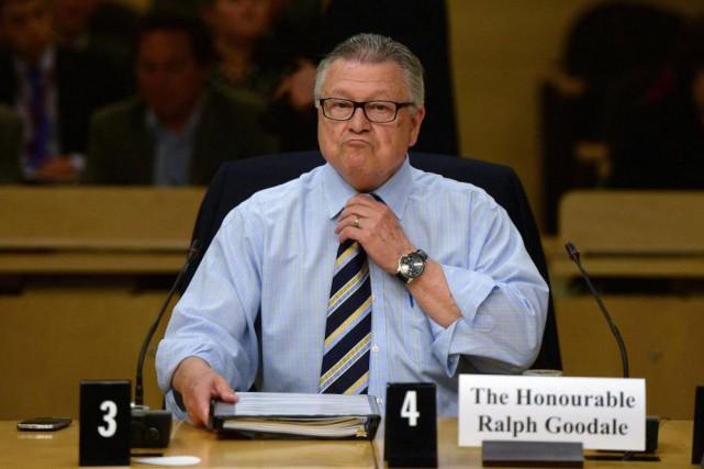 Le ministre de la Sécurité publique du Canada,... (ARCHIVES PC)