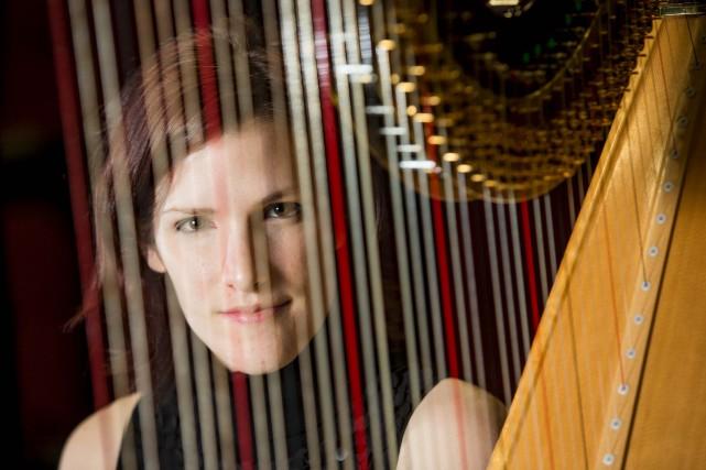 Valérie Milot poursuit une carrière de soliste en... (La Presse, Hugo-Sébastien Aubert)