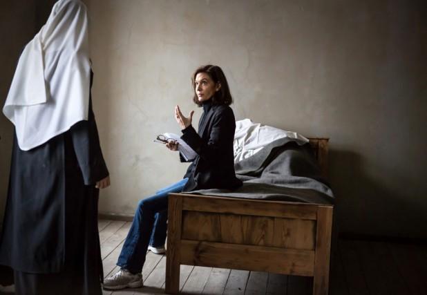En plus d'avoir réalisé Les innocentes, Anne Fontaine... (Photo fournie parMétropole Films)