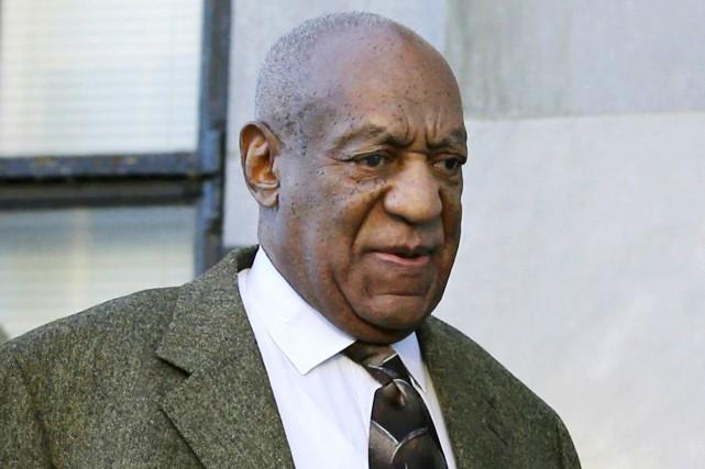 Bill Cosby en février dernier... (AP, Mel Evans)