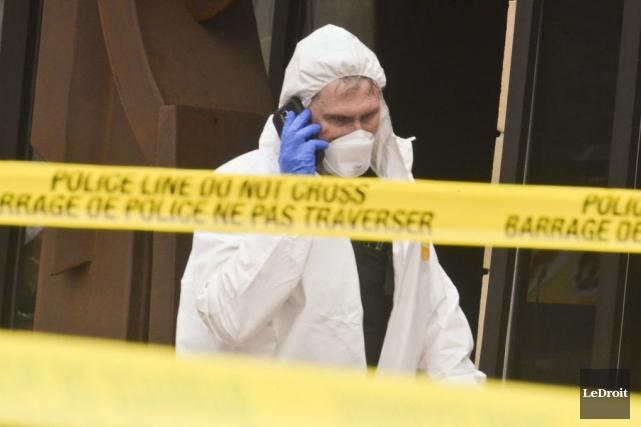 Le premier attentat de dimanche s'est déroulé vers... (Martin Roy, Archives LeDroit)