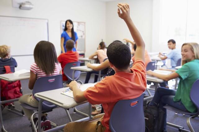 La rentrée scolaire est la deuxième période d'achats... (123RF/Cathy Yeulet)