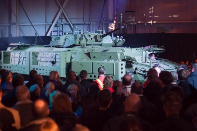 «Le Canada a simplifié sa politique d'exportation d'armes.... (PHOTO MARK SPOWART, ARCHIVES LA PRESSE CANADIENNE)